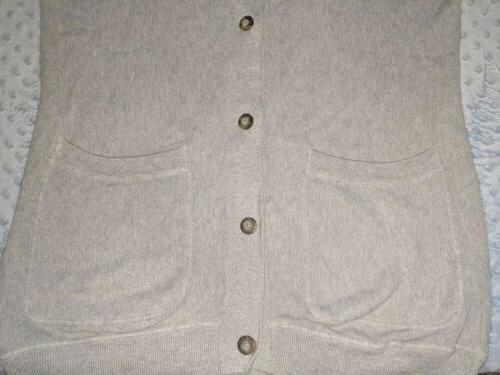 Pullover Cardigan G90740