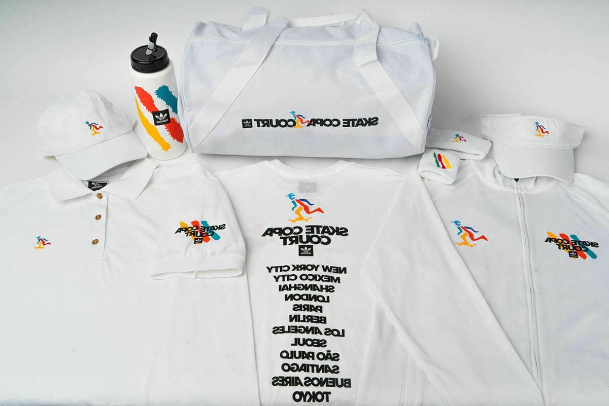 skateboarding skate copa court collection xl shirts