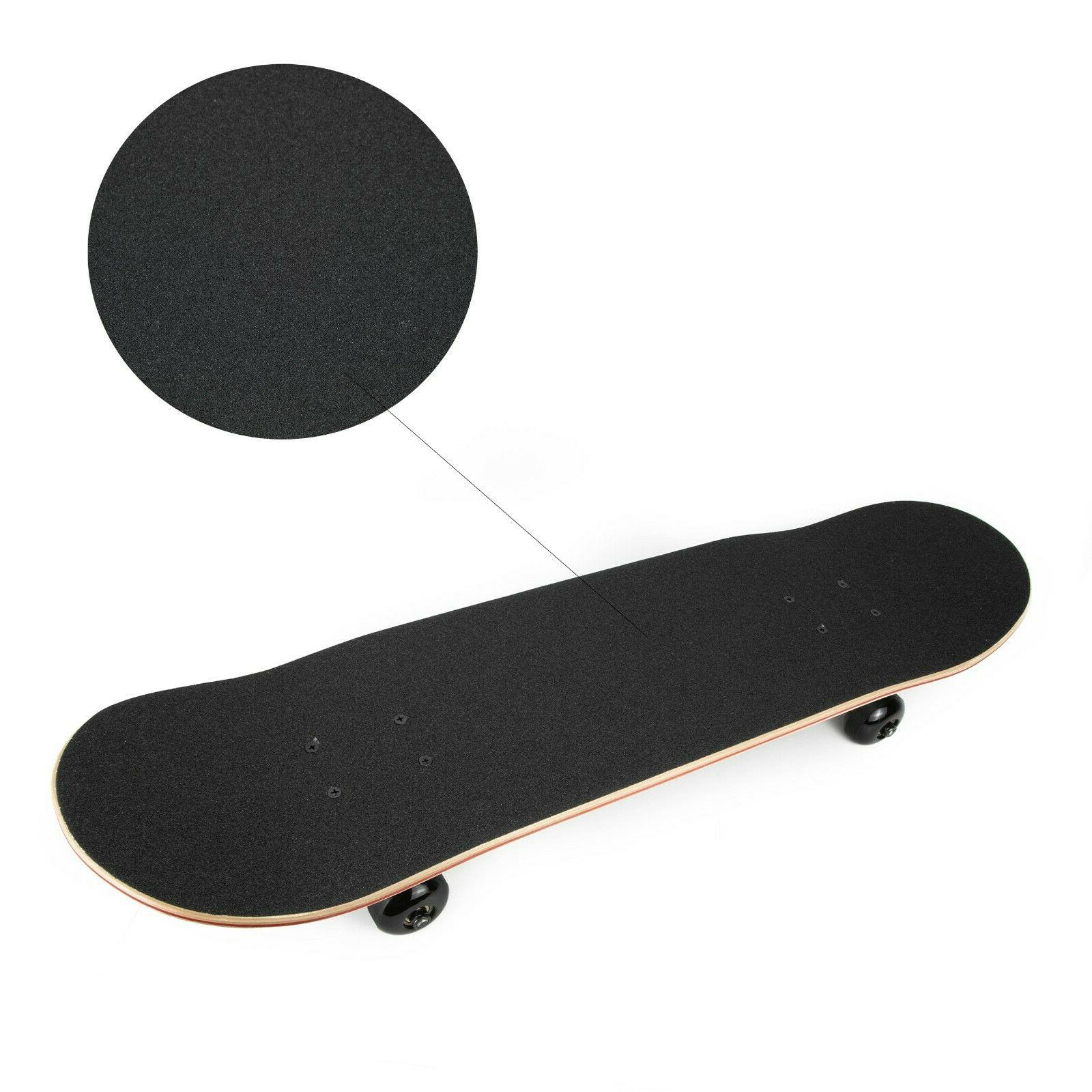Skateboards for Adults Girls 7 Lays Deck