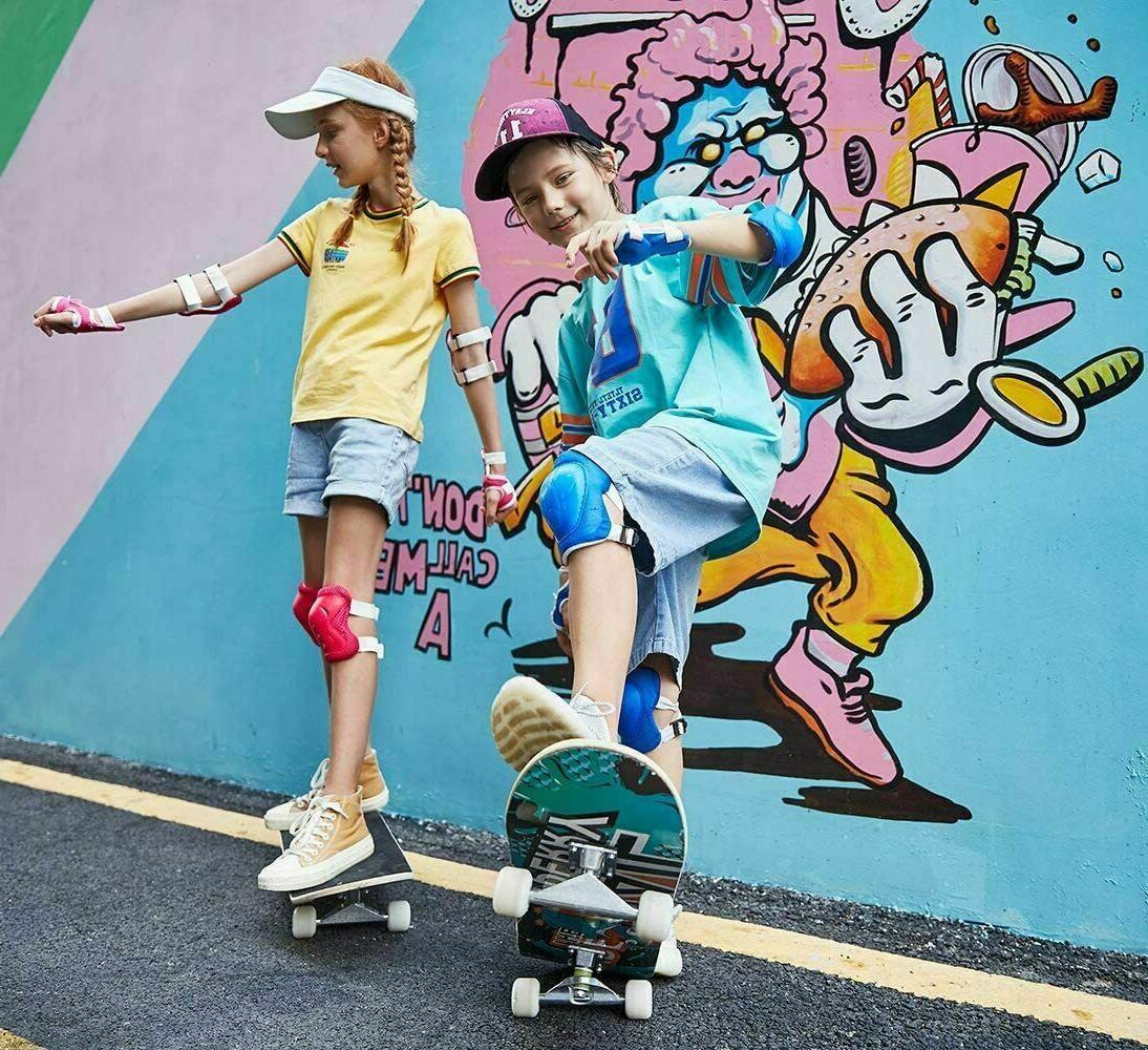 31 Skateboard Printed Skateboards Long 06