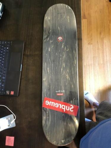 "Supreme Skateboard 8.5"" x 8 1/2"