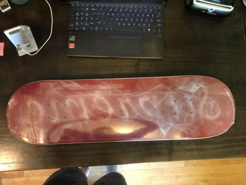smoke skateboard 8 5 x 32 35