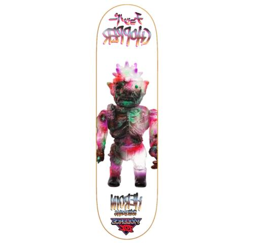 violence toy chopper 8 0 skateboard deck