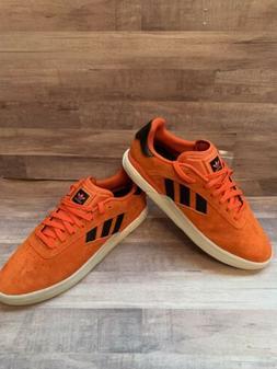 Mens Adidas Skateboard Shoes Size 11.5 3st.004 DB3150- Orang
