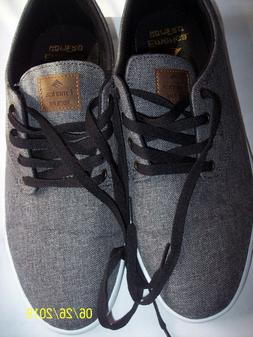 mens the romero gray laced skateboard shoes