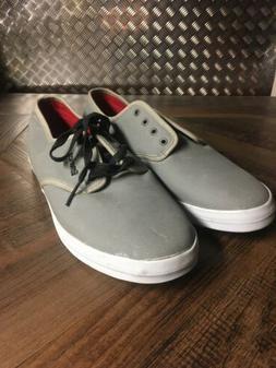 Emerica Mens Wino Cruiser GRAY Skateboarding Shoes Size 10.5
