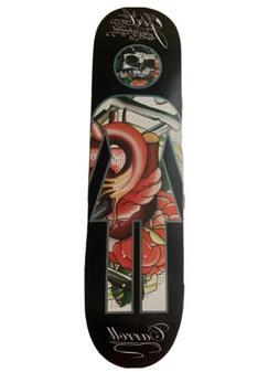 "Girl - Mike Carroll 7 5/8"" Pro Model Skateboard Deck Vinta"