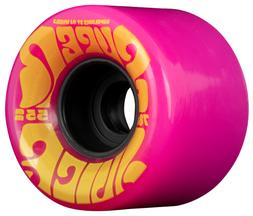 OJ Mini Super Juice Pink 55mm 78a Skateboard Wheels Set Of 4