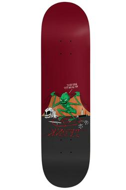 NECKFACE X BAKER T-Funk Funkhouser Sorcery 8.5 x 32 Skateboa