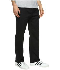 NEW adidas Originals 36 x 34 Black Pro Stretch Skateboarding