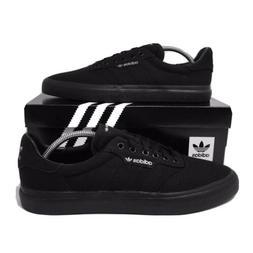 *NEW* Adidas Originals 3MC Men's All Sizes Black Sneakers Sk