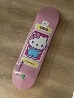 NEW Girl Skateboard Hello Kitty Sanrio 60th Anniversary Sean