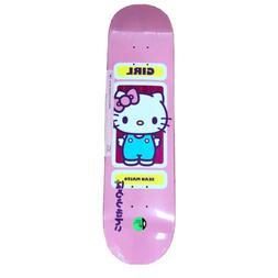 New Girl Skateboard Limited Sanrio Hello Kitty Sean Malto 60