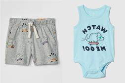 nwt baby dinosaur skateboard tank bodysuit shorts