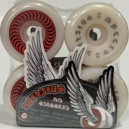 Spitfire OG Classics 60MM Skateboard Wheels 99a White/Red Se
