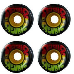 OJ III Skateboard Wheels 55mm Mini Super Juice 78A Jamaica