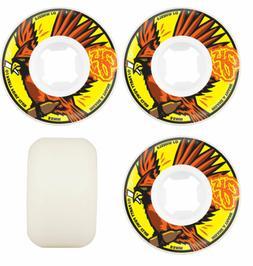 OJ Party Fowl Insaneathane Skateboard Wheels - 55mm 101a - W