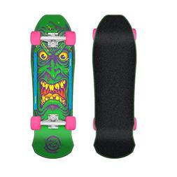 Santa Cruz Old School Skateboard Complete Roskopp Face 9.5""