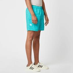 adidas Originals CE1821 Mens Skateboarding Resort Shorts Blu