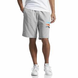 adidas Originals Men's Climalite Skateboarding Shorts Grey S
