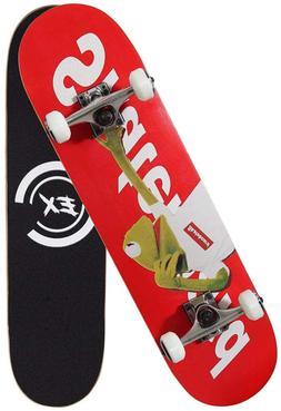 "Pro 31"" X 8"" Standard Skateboards Cruiser Complete Canadian"