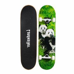 Landwalker Pro Cruiser Complete Girl Skateboard 31X8 Inch Sk