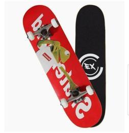 "Pro Skateboard 31"" X 8"" Standard Skateboards Cruiser Complet"