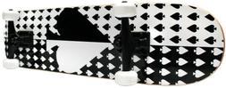 PRO Skateboard Complete KROWN Ace Spade 7.75 in