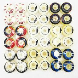 Professional Skateboard Wheels 50/51/52/53/54mm 101A Skatebo