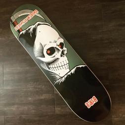 RARE Andrew Reynolds Reaper 1 Reissue Baker Skateboard Deck