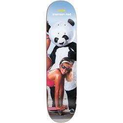 "RARE - Enjoi Skateboards ""Slick Chicks"" Ben Raemers 8.5"""