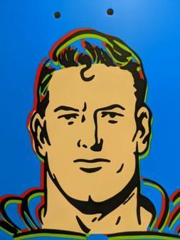 Rodney Mullen Almost Superman DC Comics Superfriends Skatebo