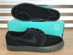 Nike SB Zoom Stefan Janoski Skateboard Shoes Black Sequoia S