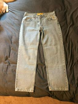 Polar Skate Co 90's skateboarding Jeans 34 x 32 mint stonewa