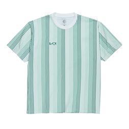 Polar Skate Co. Multi-Colour T-Shirt White/Green Men's Skate