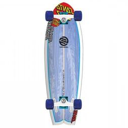 Santa Cruz Skate Land Shark Sk8 Powerply Complete Skateboard