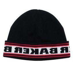 Baker Skateboard Beanie Block Logo Black