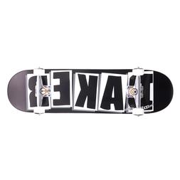 "Baker Skateboard Company Brand Logo Black and White 8.5"" Com"