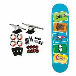 "Enjoi Skateboard Complete Barletta La Loteria 2 8.25"""