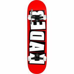 "Baker Skateboard Complete Kader Sylla Logo 8.0"" Black trucks"