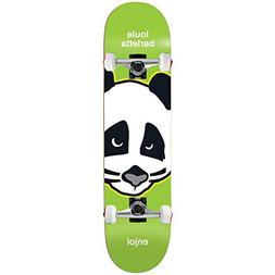 """Enjoi Skateboard Complete Kiss Barletta 8.0"""" Raw Trucks Asse"""