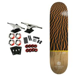 """Element Skateboard Complete National Geographic Earth 8.5"""""""