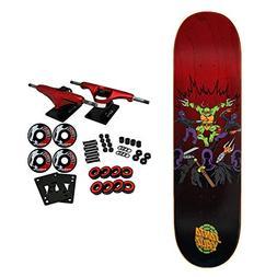 Santa Cruz Skateboard Complete Teenage Mutant Ninja Turtles