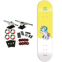 """Enjoi Skateboard Complete Wallin My Little Pony 8.0"""""""