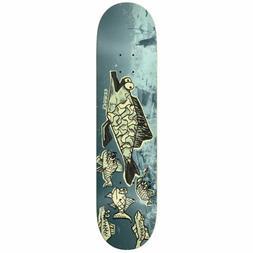 "Krooked Skateboard Deck Anderson Feesh 8.06"""
