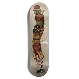 "Girl Skateboard Deck Bennett Emotional Baggage 8.25"" x 31.75"