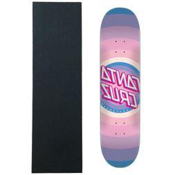"Santa Cruz Skateboard Deck Gleam Dot Pink 7.75"" x 31.4"" with"