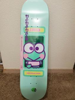 Girl skateboard Deck Hello Kitty 60th Anniversary McCrank 8.