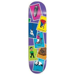 "Enjoi Skateboard Deck La Loteria Barletta 8.25"""