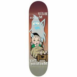 """Toy Machine Skateboard Deck Marks Valentines 8.25"""""""